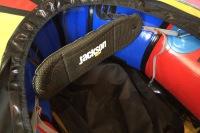 Kayak backband