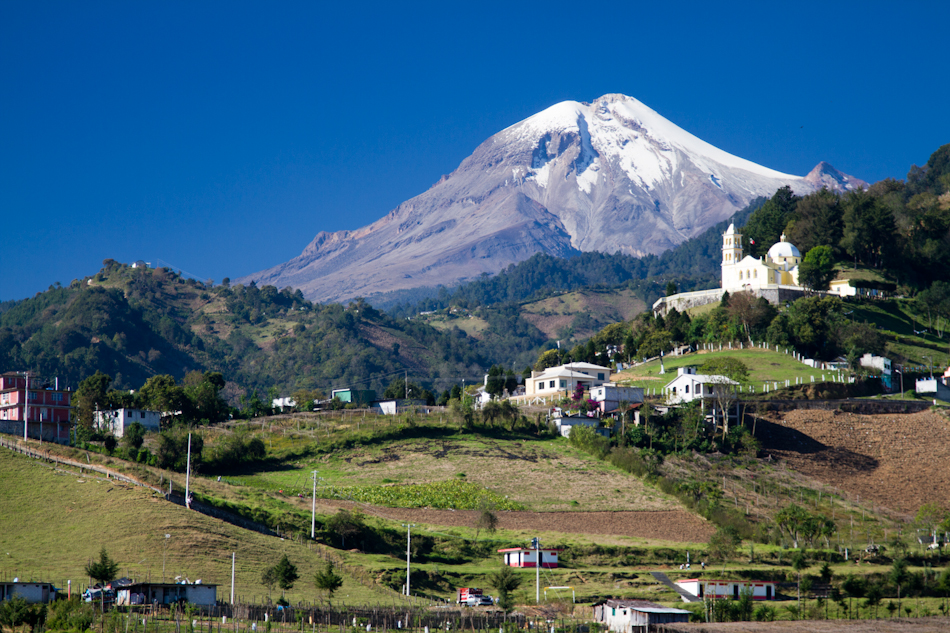 Orizaba from the East