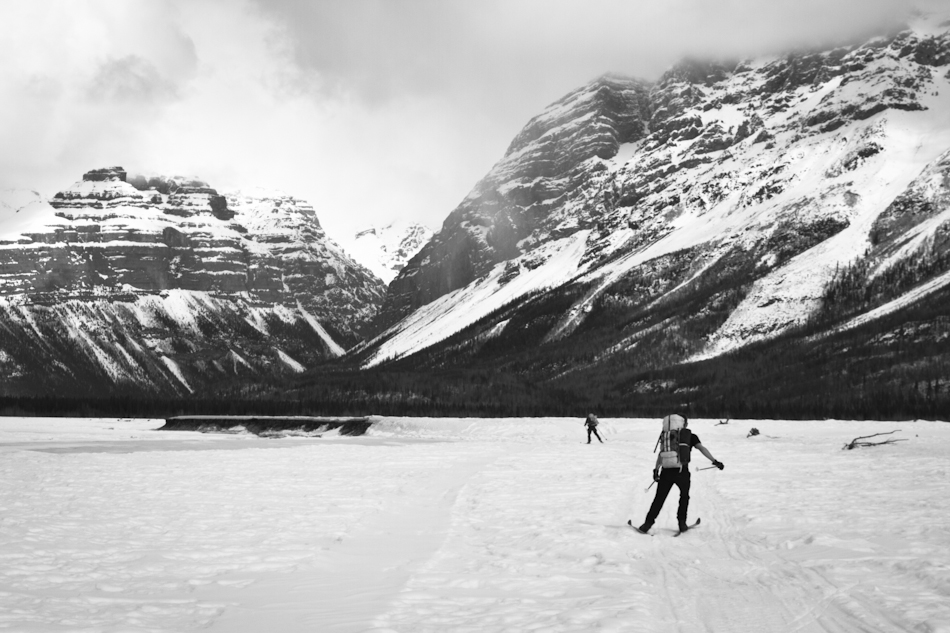 Josh Mumm, John Sykes, Nizina River Skate