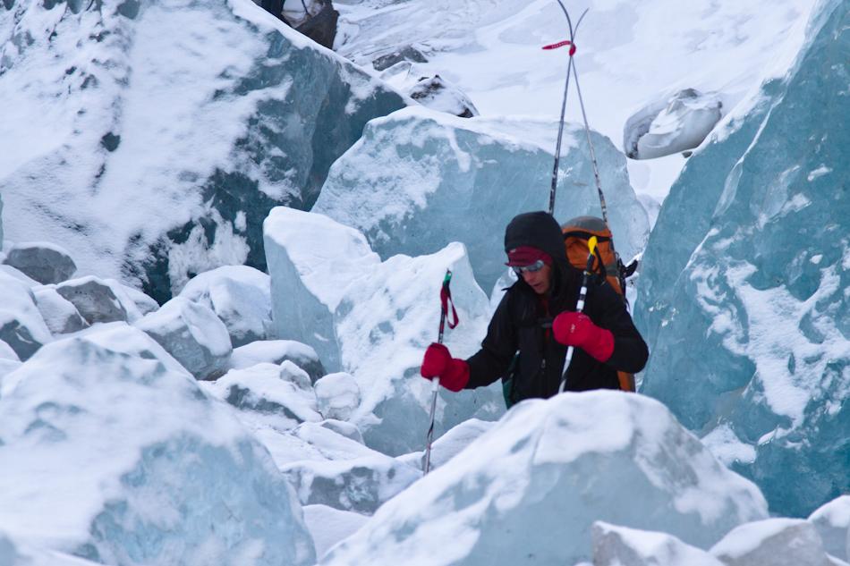 Eben Sargent, Ice Boulders