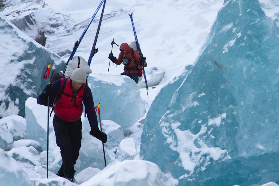 Josh Mumm, John Sykes, Ice Boulders