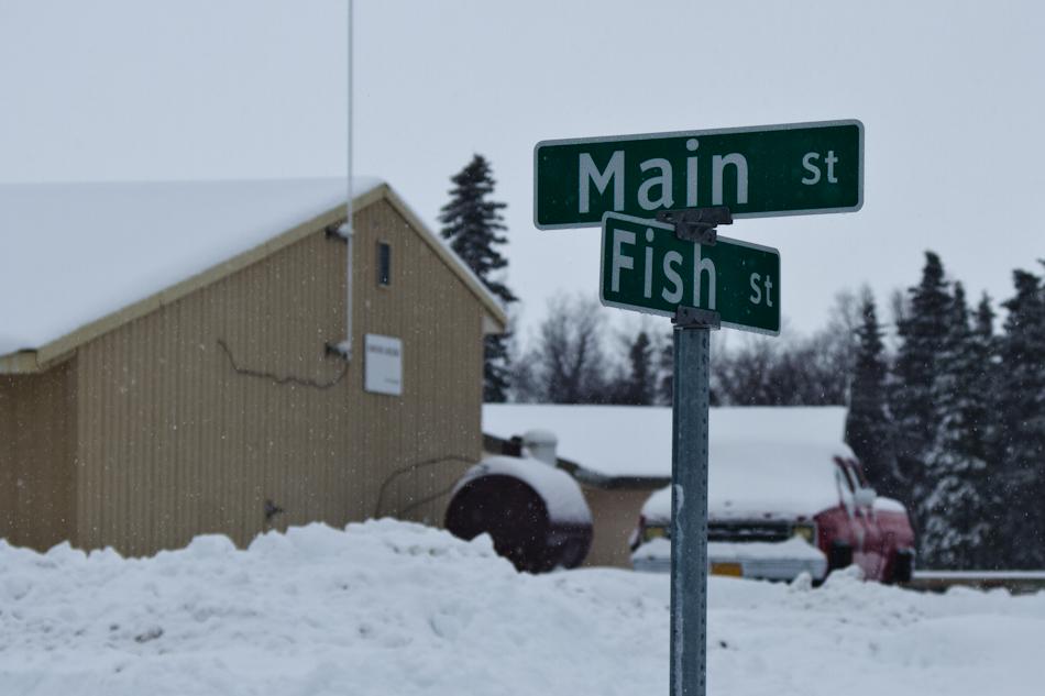 Fish and Main