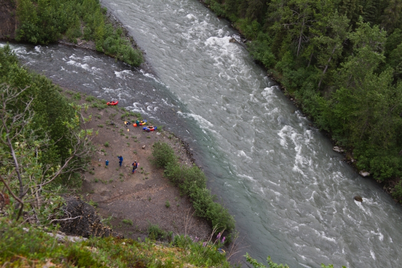 Happy River Canyon Camp