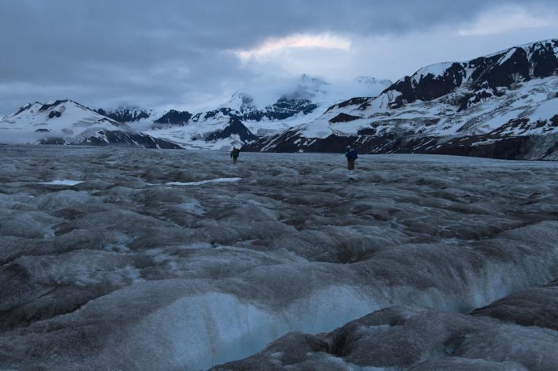 Wernicke Glacier