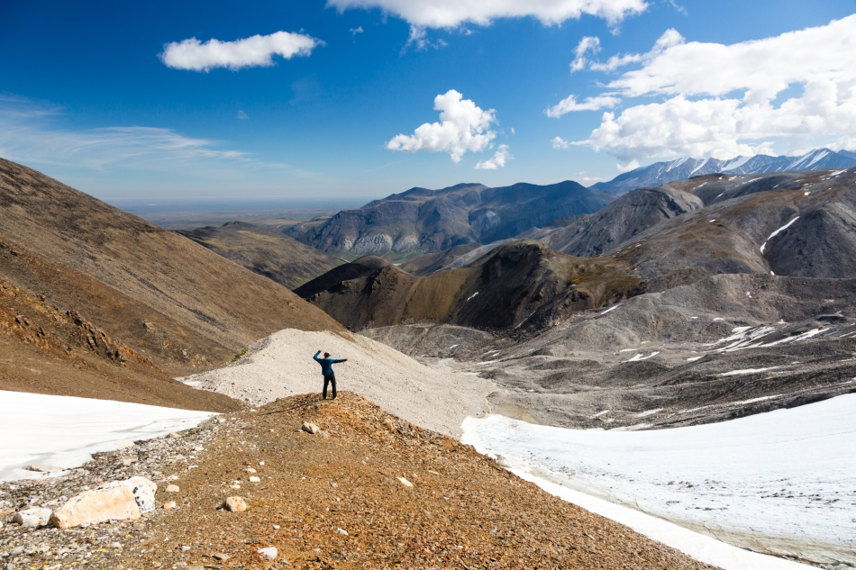 michelson glaciers